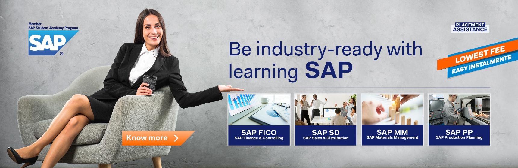 SAP Authorised Training Institute in Trivandrum | Cokonet Academy